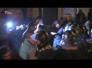 Поліція не дала встановити намет активістам «Руху нових сил»