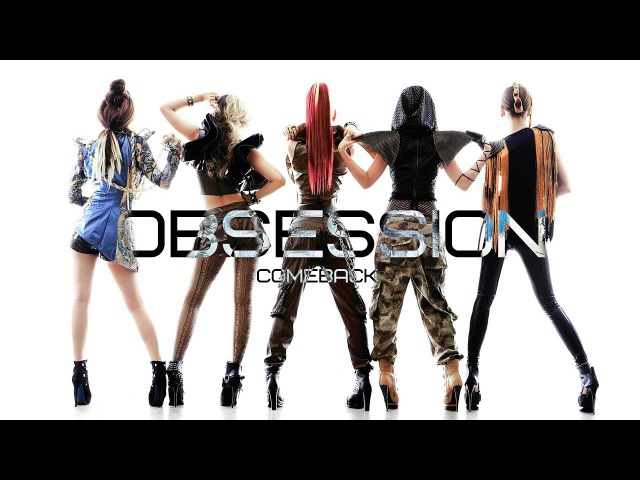 HD 이블 EvoL - We're a Bit Different dance cover by OBSESSION