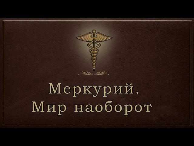 ОСНОВАТЕЛЬ СООБЩЕСТВА МЕРКУРИЙ ДМИТРИЙ ВАСАДИН