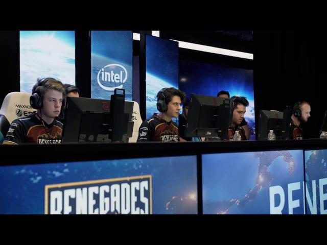 IEM Sydney 2018 Welcomes Renegades
