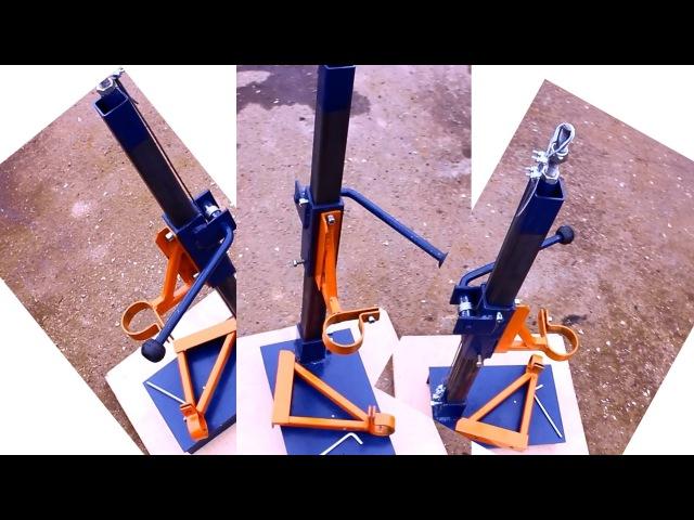 Самодельная стойка для дрели своими руками.Часть2.Homemade drill press cfvjltkmyfz cnjqrf lkz lhtkb cdjbvb herfvb.xfcnm2.homemad
