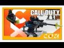 Детали имитирующие эффект выстрела и новые наборы 2018 года по серии CALL of DUTY от Mega Construx