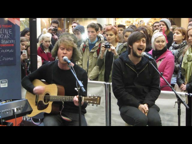 Kodaline - All I Want - St Pancras International Station Sessions - Live in London - April 4 2013