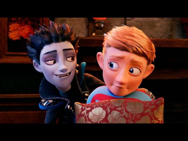 Маленький вампир — Русский трейлер (2017)