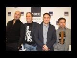 Пресс-конференция Квартета И, посвящённая фильму «О чем говорят мужчины. Продолжение» 2 часть