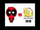 Deadpool vs Anime Los Angeles 2018