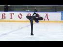 Финал Кубка России Ростелеком 2017 201 Юнoши, KMC ПП 4 Андрей МОЗАЛЁВ СПБ