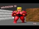Wolfenstein 3D Прохождение ● ДА ЭТО ЖЕ ХЕЛЬГА! ● 8