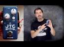 Лупер NUX JTC Drum Loop Mini Pedal Обзор