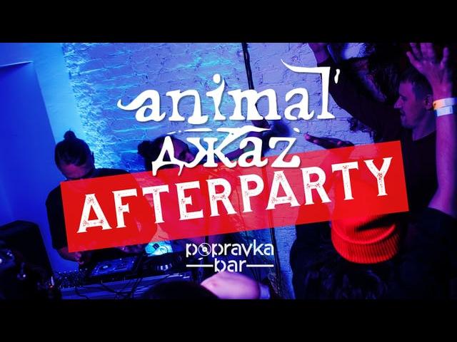 Animal Джаz AfterParty Popravka Bar 2017 смотреть онлайн без регистрации
