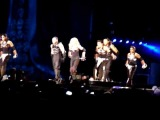 Madonna dancin to Calvin Harris - I'm not alone - live in Warsaw (S&ampS Tour)