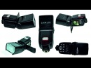 WS 560 Universal Flash Speedlite II Вспышка каблук II Распаковка II Обзор II Мнение II Тест II1700р.