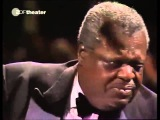 OSCAR PETERSON TRIO Lush Life Caravan (Germany 1988, HD)