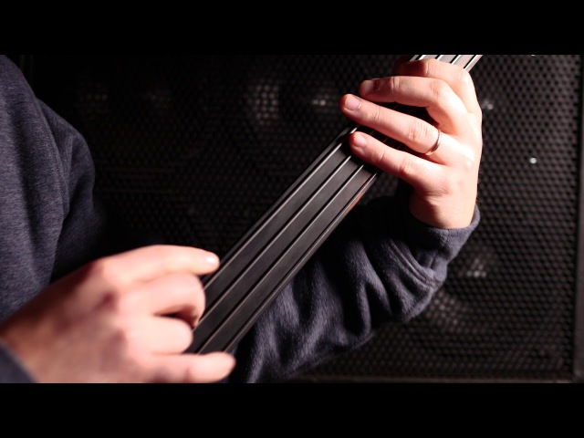 Alex Berdnik - Flywheel (Sunless Rise) Warwick Corvette fretless bass cover