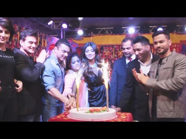 Arbaaz Khan, Sohail Khan, Shilpa Shetty At Bally's Casino In Sri Lanka