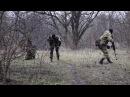 Тактические тренировки разведроты Армии ДНР