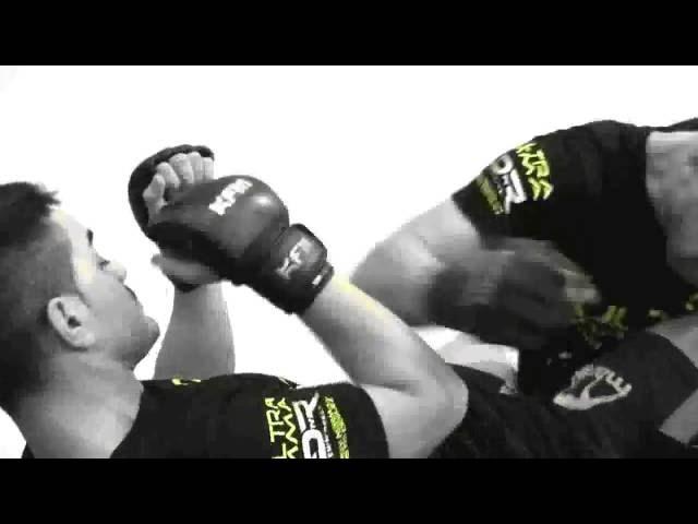 MMA Ground Pound - DEFENCE LAB (Formally Keysi Fighting Method)
