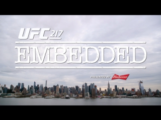 UFC 217 Embedded  Vlog Series - Episode 2 [RUS]