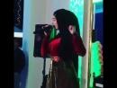Чеченка красиво поёт