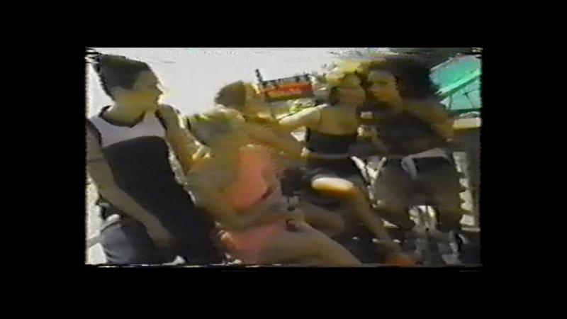 Spice Girls - On Set Of The Grind - MTV News 18.03.1997
