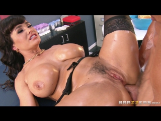 Lisa Ann gets anally railed by a hunk