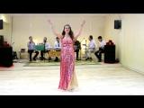 Karina Chistova Baladi band at Helwa Festival / Dol Mosh Habayeb