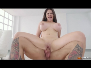 Double vaginal creampie
