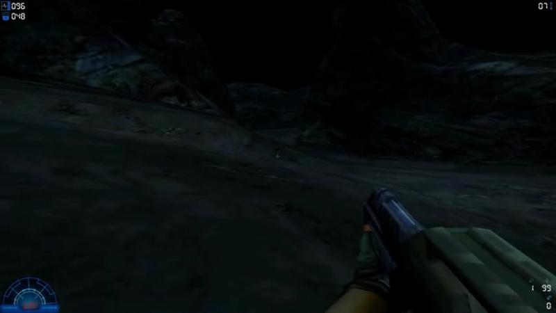 Прохождение Aliens versus Predator 2 (Чужие против Хищника 2) - часть 1 - Куда в_HIGH.mp4