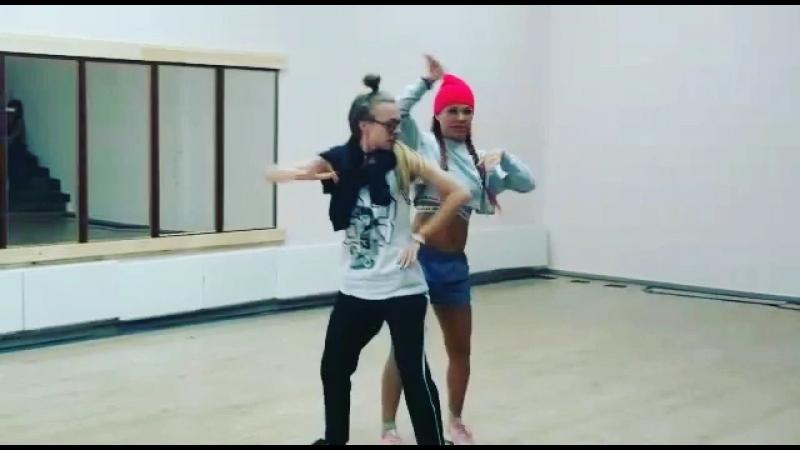 Яся Китова и Шадрина Алина