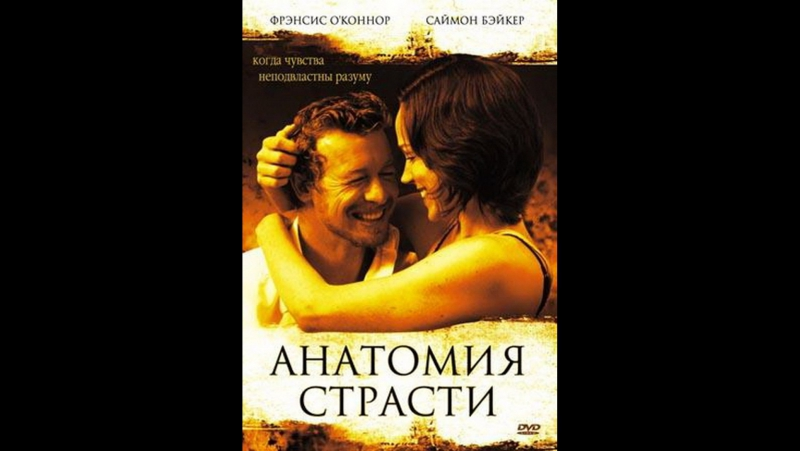 Анатомия страсти \ Book of love (2004)