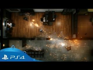 The Hong Kong Massacre ¦ PGW 2017 Reveal Trailer ¦ PS4