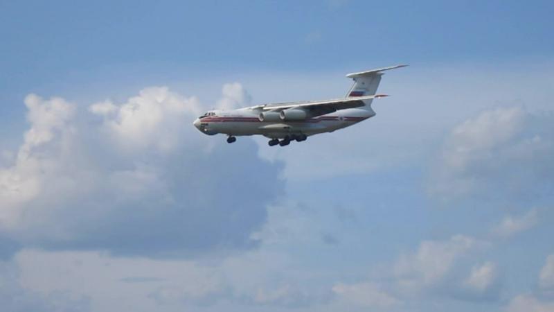 ил-76 аэропорт Чебоксары
