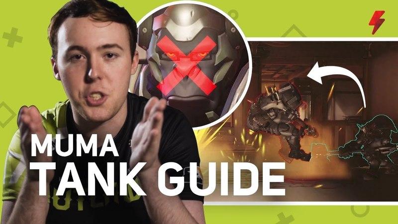 Muma's Overwatch Tank Guide: How to play Reinhardt, Counter Brigitte, Surprise Earthshatter