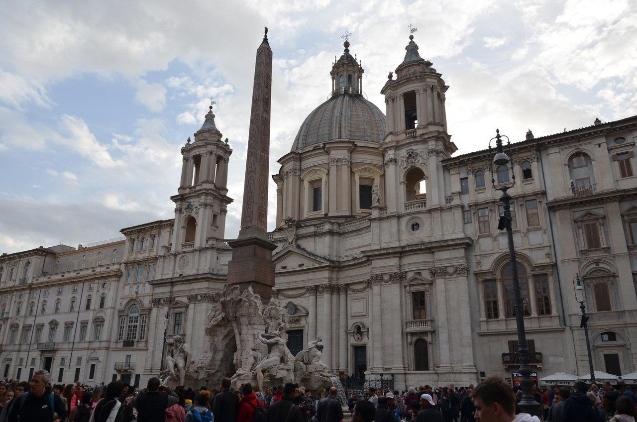 rBebaTN0TYs Рим. Достопримечательности вечного города.