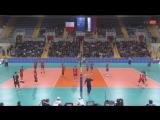 Шомон — Динамо Москва Лига чемпионов 2017/2018. Мужчины. Групповой этап