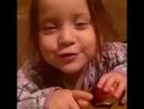 Маленькая красавица умница