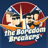 Логотип The Boredom Breakers Концерты рок-н-ролл Тюмень