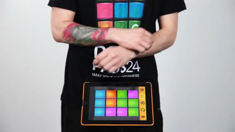 Drum Pads 24– Dance Battle - Музыка - Mover.uz_1