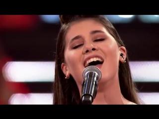 Сабина Мустаева - Halo (The Voice of Poland 2017)