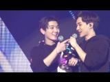 [FANCAM] NUEST W - Hey, Love (16.03.18)