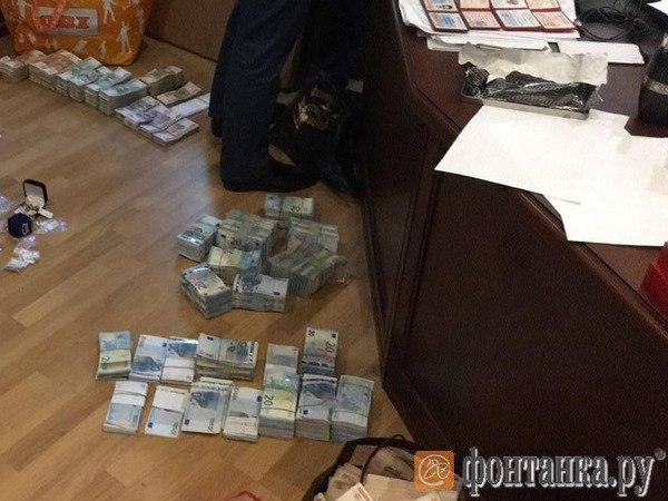 ФСБ нашла еще 700 млн рублей и назвала арестованного Григория Слабикова дядюшкой Скруджем