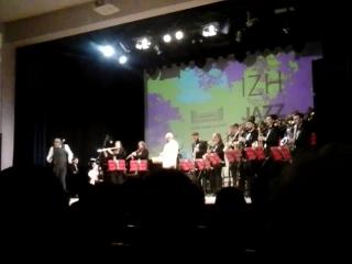 Новосибирский джаз-оркестр НГТУ Ю. Миняйло 20171201_1