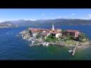 Прекрасная Италия Остров Изола Белла на озере Лаго Маджоре