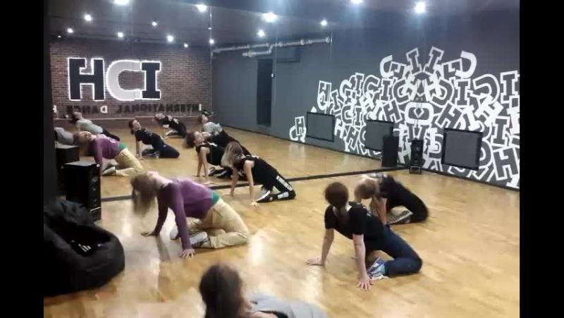 вика ковальчук открыла сезон своих тренировок в IDH