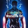 GOLDEN Marvel&DC