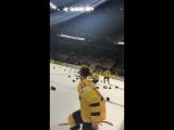 Швеция празднует чемпионство