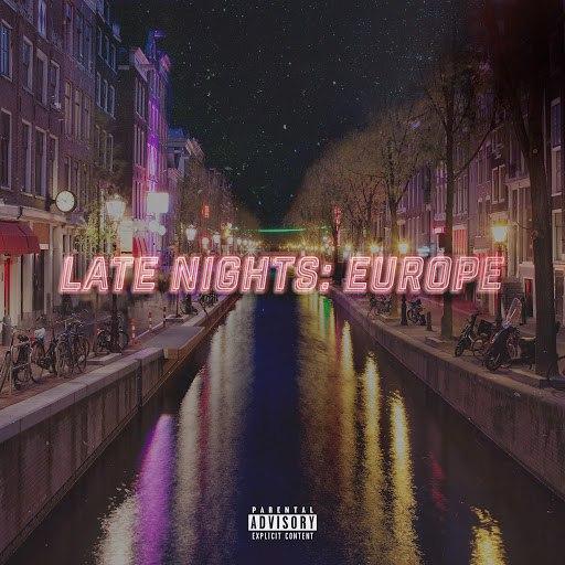 Jeremih альбом Late Nights: Europe