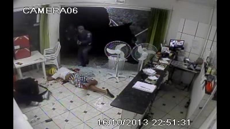 Jsou státy, kde se s tím policie nemaže a případ má vyřešený za dvě minuty !
