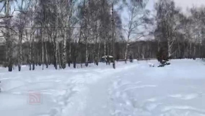 Татьяна и Александр Африкантовы в Перископе 20.02.2018.