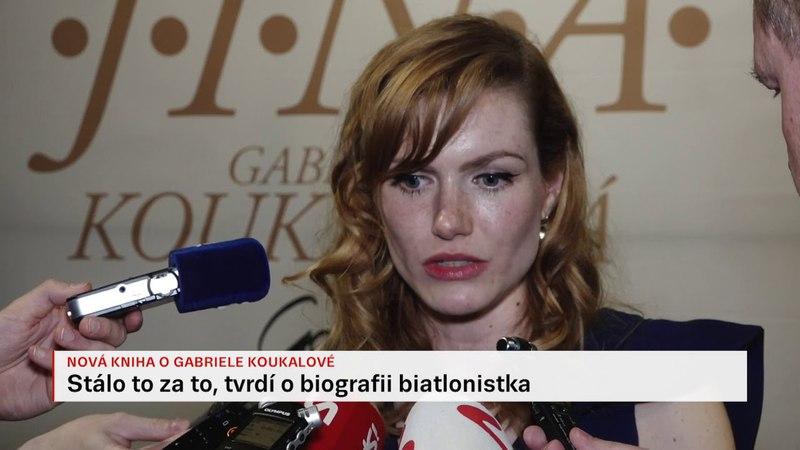 Gabriela Koukalová- Stálo to za to, říká o nové kontroverzní biografii